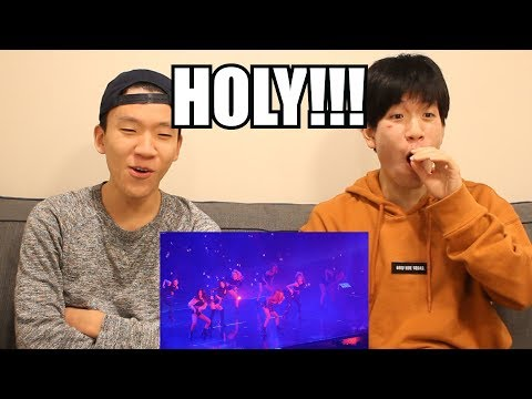 BLACKPINK 16 SHOTS Dance REACTION [THEY ARE SO HOT!!!]