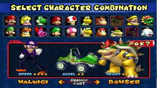 Mario Kart Double Dash hacking