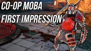 Bloodsports.TV First Impressions: Co-op MOBA, Post Apocalyptic Action, Fast Paced Gameplay