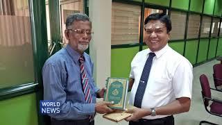 Ahmadi Muslims explain true teachings of Islam on Sri Lankan National TV