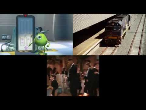 Trouble on the Indian Pacific | A Pogo Mashup