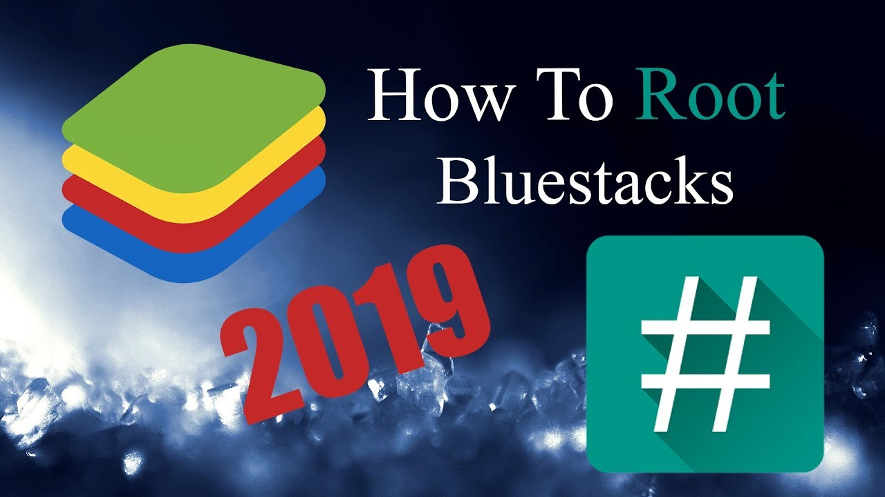 How To Install Bluestacks 4 with Root and Game Guardian