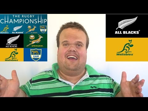 New Zealand vs Australia Review | Rugby Championship 2018 Round 2