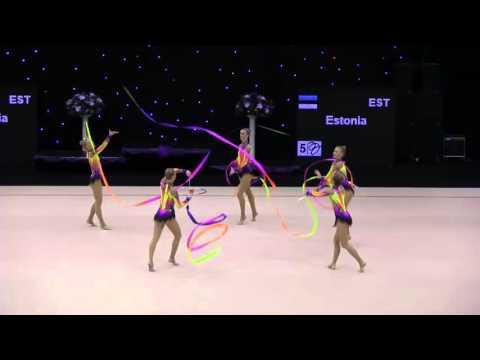 RG Senior Group 5-ribbons.Estonia.Final.EST * Miss Valentine 2016