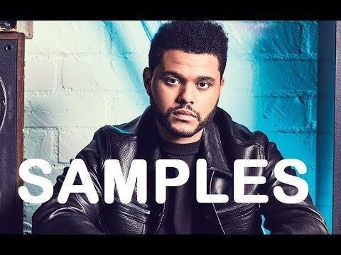 THE WEEKND ALL SAMPLES