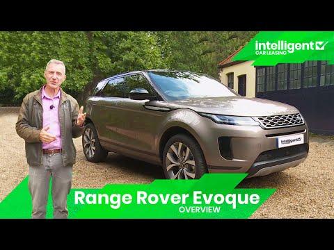 Evoque Review 2019: Land Rover Range Rover Evoque