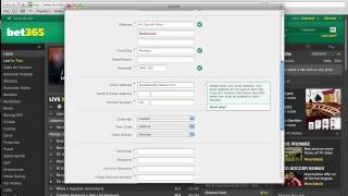How to Set up a Bet365 Account From India