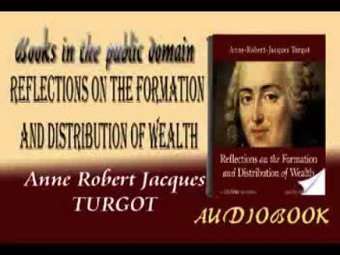 Reflections on the Formation and Distribution of Wealth audiobook