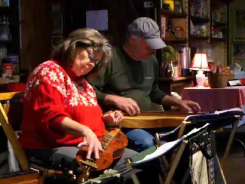 First Noel & Pachebel's Canon in D on Mountain Dulcimer
