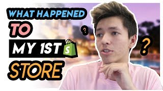 My First Successful Store...& Why It Died [EXPOSED...?]