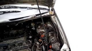 Постоянно горит лампочка ручного тормоза Honda. Решение проблеммы(, 2016-12-18T19:41:15.000Z)