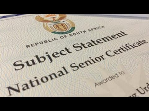 CATCH IT LIVE: 2017 Matric Results Announcement