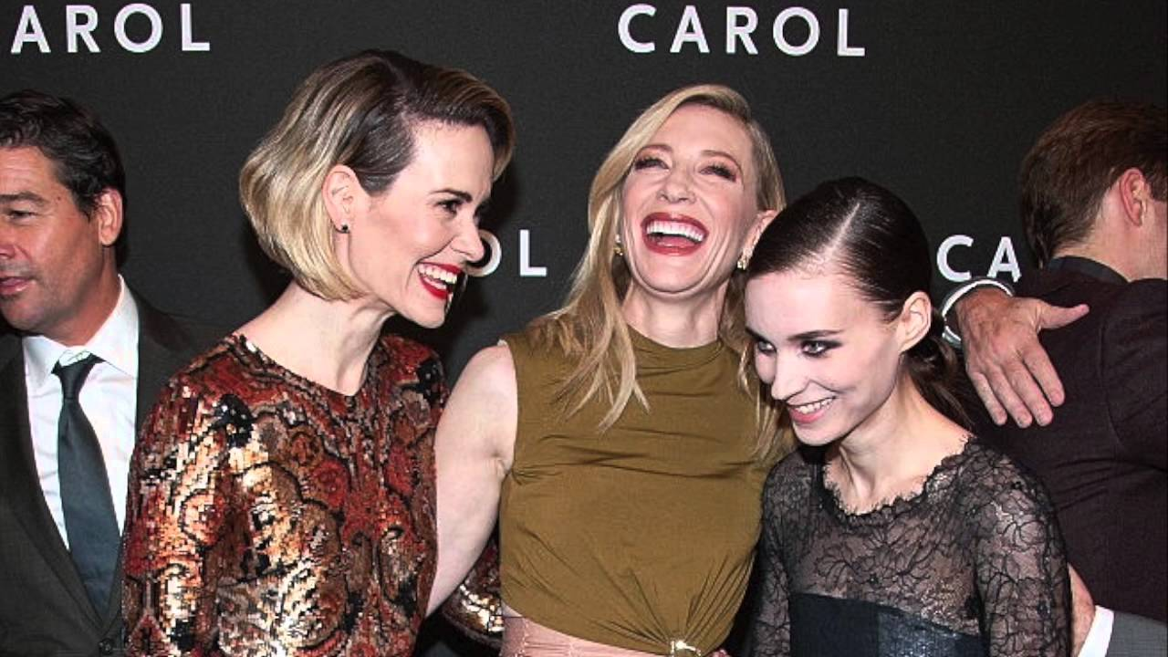 Watch Cate Blanchett and Rooney Mara Fall in Love in the First Trailer from Carol video