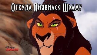 Так Вот откуда у Шрама (Таки) появился Шрам | Как Така Получил Шрам?  Хранитель Лев, Король Лев