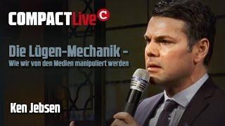 Die Lügen-Mechanik - Wie wir von den Medien manipuliert werden - COMPACT Live mit Ken Jebsen Thumbnail