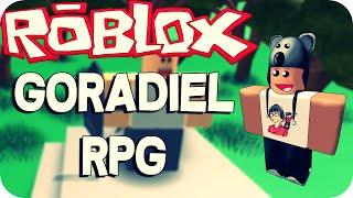 Roblox - Goradiel RPG