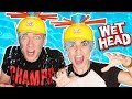 WET HEAD CHALLENGE Extreme with Jake Mitchell | Collins Key
