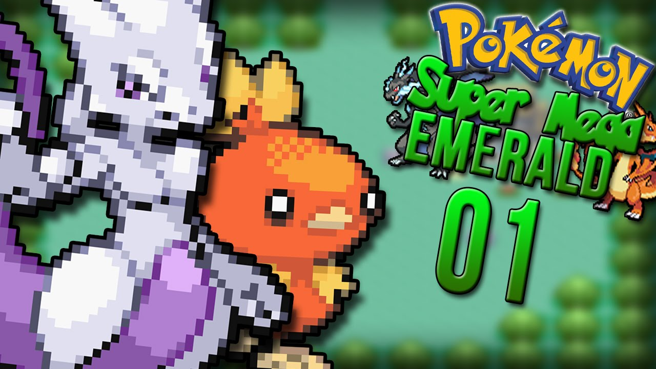 pokemon super mega emerald apk