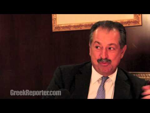 Interview with Andrew Liveris on The Hellenic Initiave (full version)