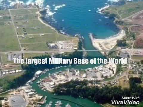 Largest Military Base In The World YouTube - Largest military in the world