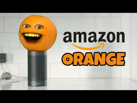 Introducing Amazon Orange (Annoying Alexa)
