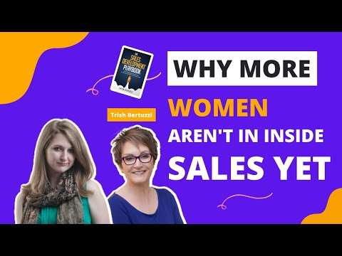 why-more-women-aren't-in-inside-sales-yet