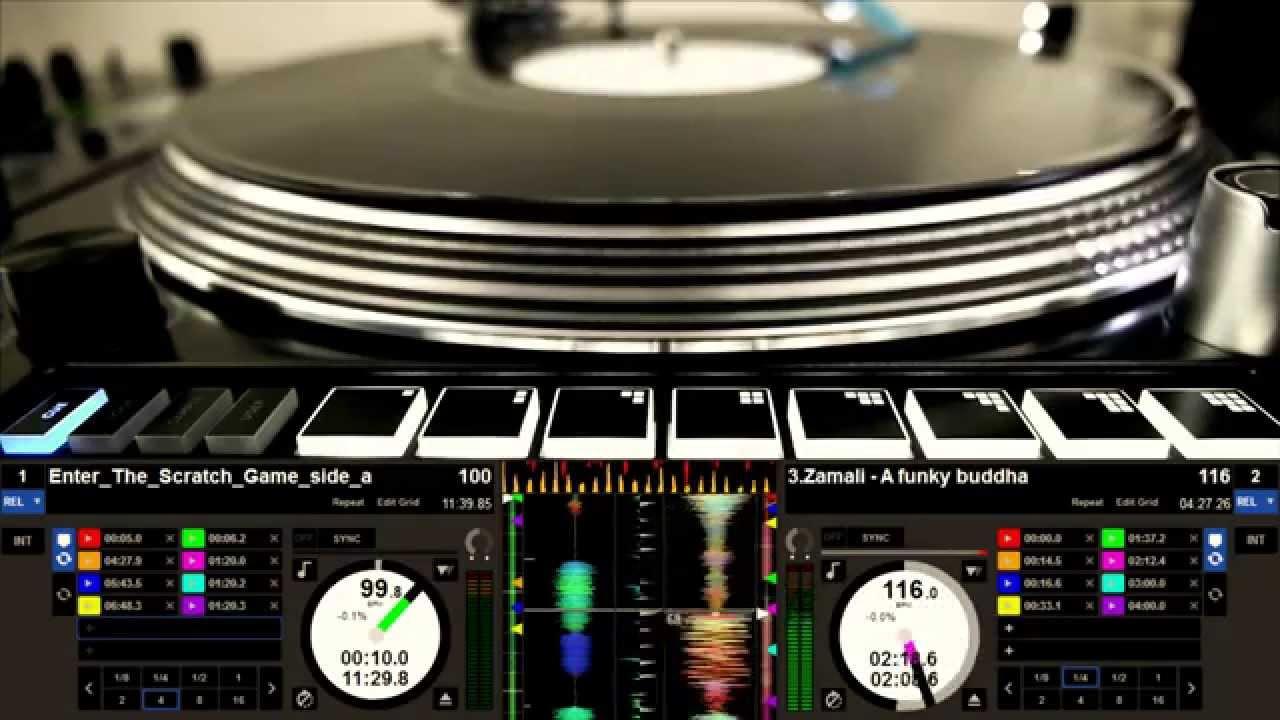 DJ Reloop RP-8000