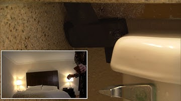 Investigation Discovers Some Hotel Rooms Have Hidden Cameras Installed