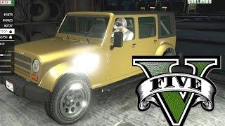 GTA 5 Jeeps Helicopters & Friends! (GTA Online Funny Moments)