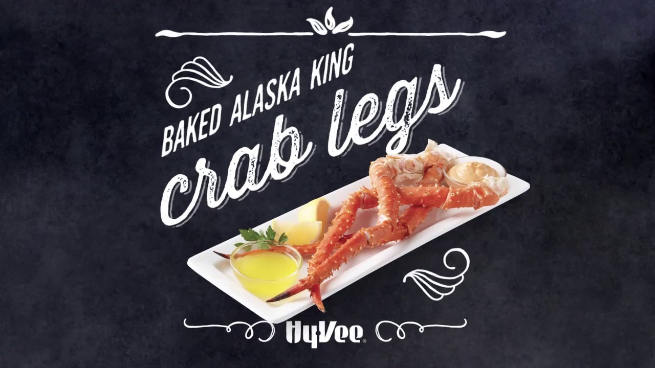 How To Make Baked Alaska King Crab Legs Youtube