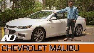 Chevrolet Malibu - Miren quien ríe ahora