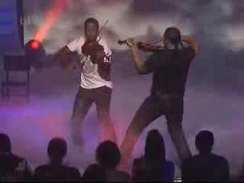 Nuttin but Strings Finals  Performance  Americas got Talent 2008