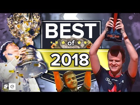 Best of 2018 (League of Legends, CS:GO, Dota 2 and more) thumbnail