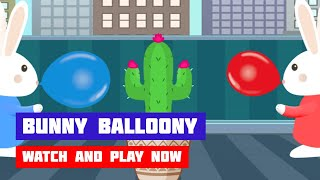 Bunny Balloony · Game · Gameplay
