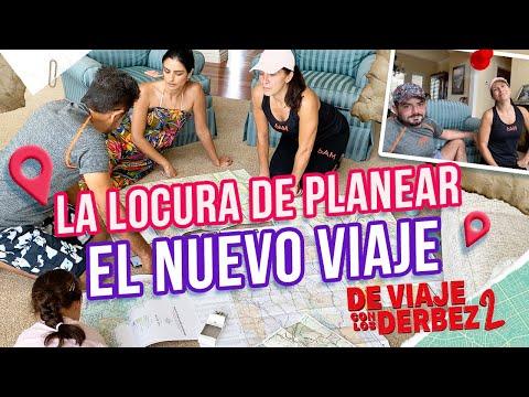 DE VIAJE CON LOS DERBEZ ¡DE NUEVO! Así Nació La Idea Del Nuevo Viaje   Alessandra Rosaldo