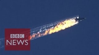 Putin fury after Turkey downs warplane - BBC News