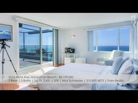 Manhattan Beach Real Estate  New Listings: Sept 2324, 2017  MB Confidential