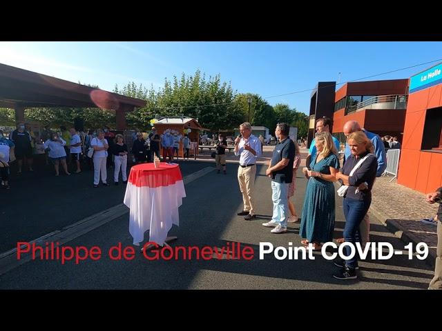 FA03 - Point de situation sur le COVID-19 en Gironde  -  Forum des Associations de Lège-Cap Ferret.