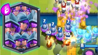 Funny Moments, Glitches, Fails, Wins and Trolls Compilation #58 | CLASh ROYALE Montage