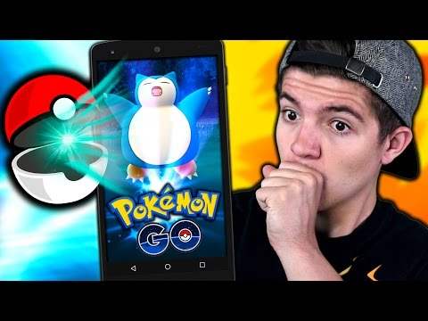 Pokemon GO - CATCHING A LEVEL 1000 SNORLAX & FAST XP TRICK!
