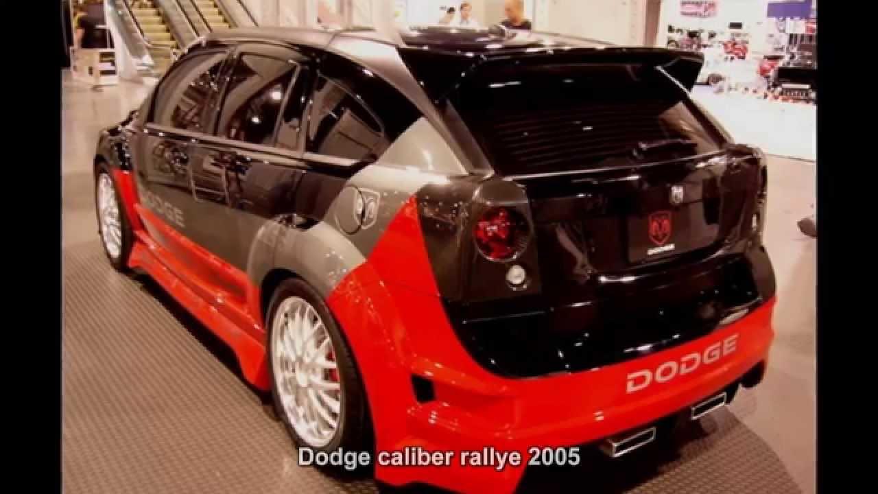 1911 Dodge Caliber Rallye 2005 Prototype Car Youtube