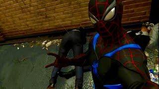 Spider-Man Defeats Thicc Criminal