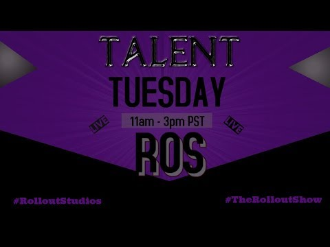 Talent Tuesday Roll Out Live w/ SpeedyNFriends 12-4-17 Faizon Love, Comedian Shang, Phyllis Stickney
