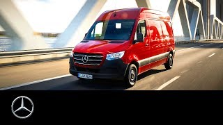 Mercedes-Benz Sprinter 2018 Test Drive: Netherlands Impressions