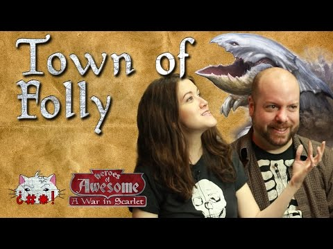 D & D Town of Folly - A War in Scarlet: Chapter 34