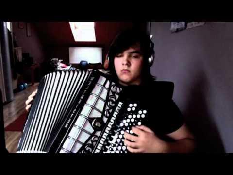 KORPIKLAANI - Metsamies accordion cover