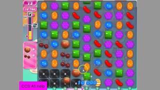 Candy Crush Saga Level 1210 NO BOOSTERS