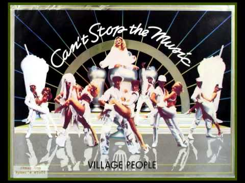 Cant Stop The Music 12 inch   Village People