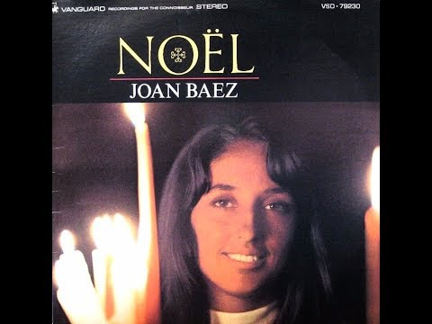 Joan Baez - Noel  [Full Album/Vinyl]