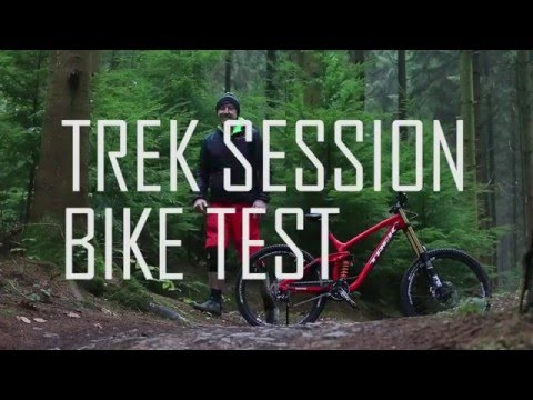 Trek Session 9.9 2016 Bike Test | Dirt